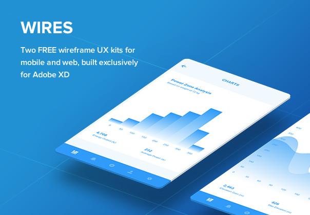 Wires — Design Freebies on UI8