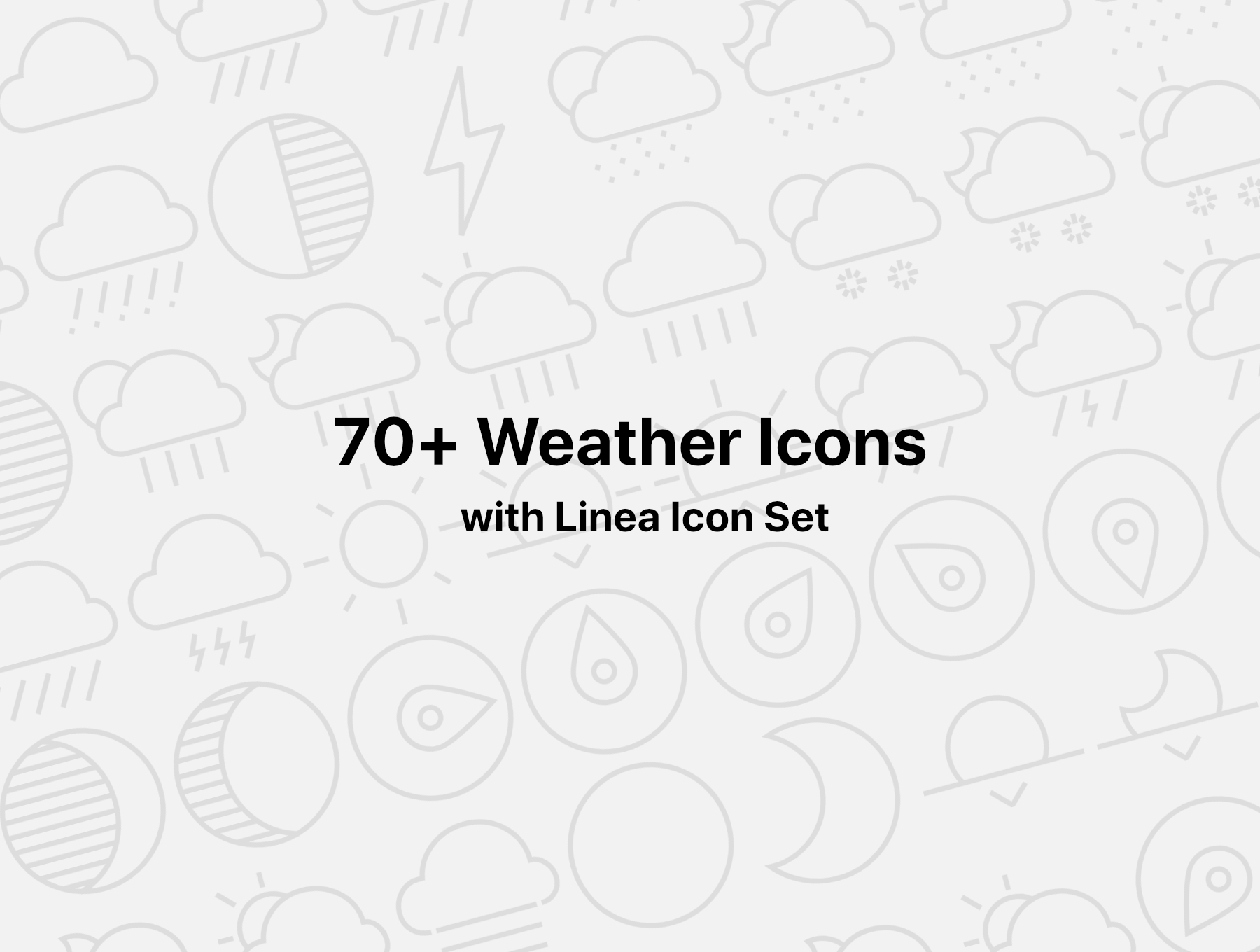 Weather UI Kit — UI Kits on UI8
