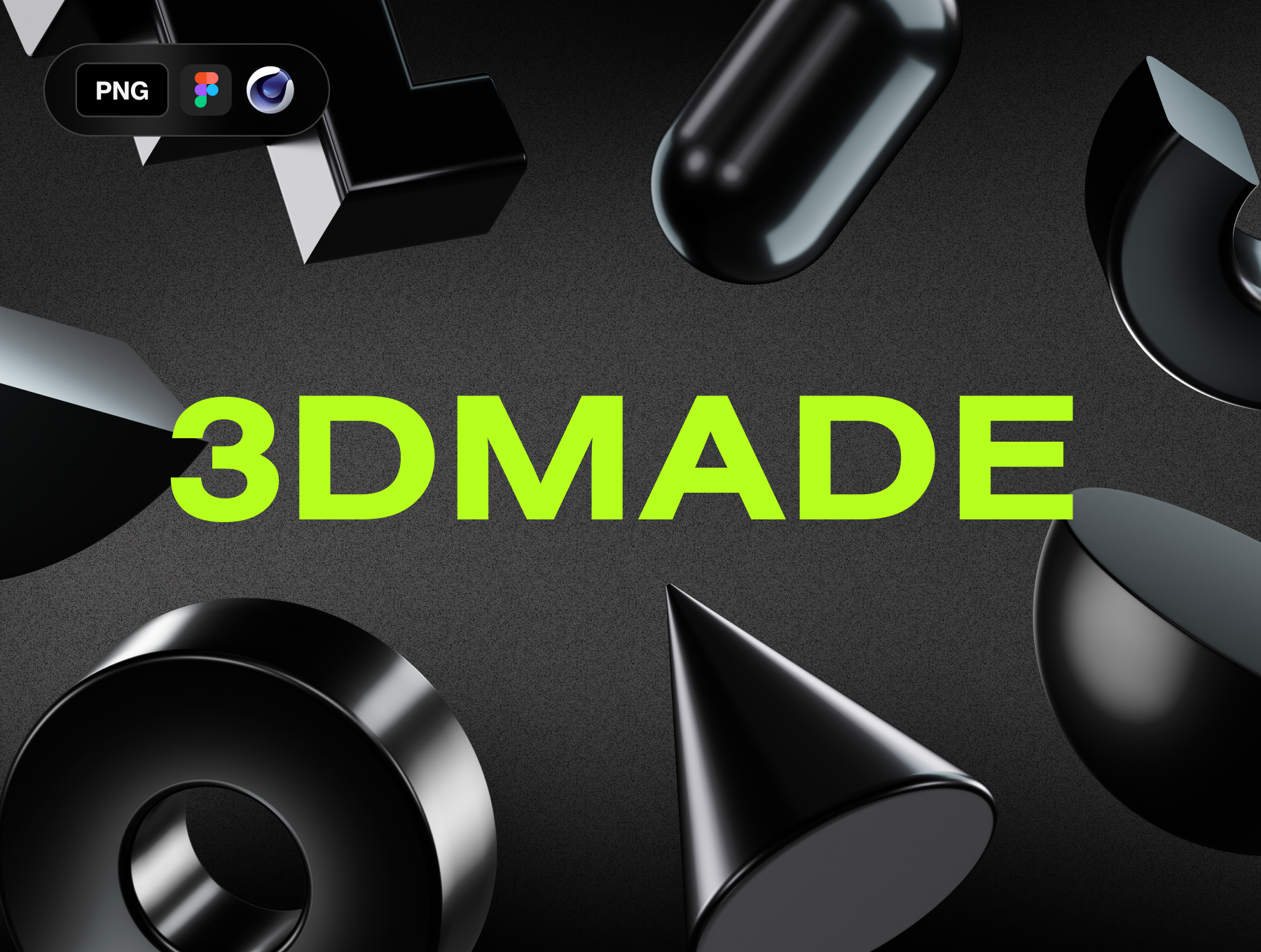 [VIP] 3DMADE - Customisable 3D shapes