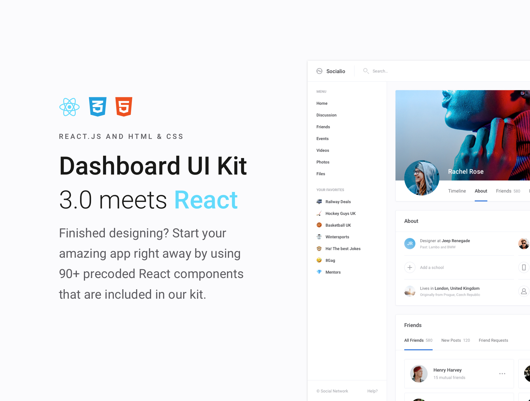 Dashboard UI Kit 3 0 — UI Kits on UI8