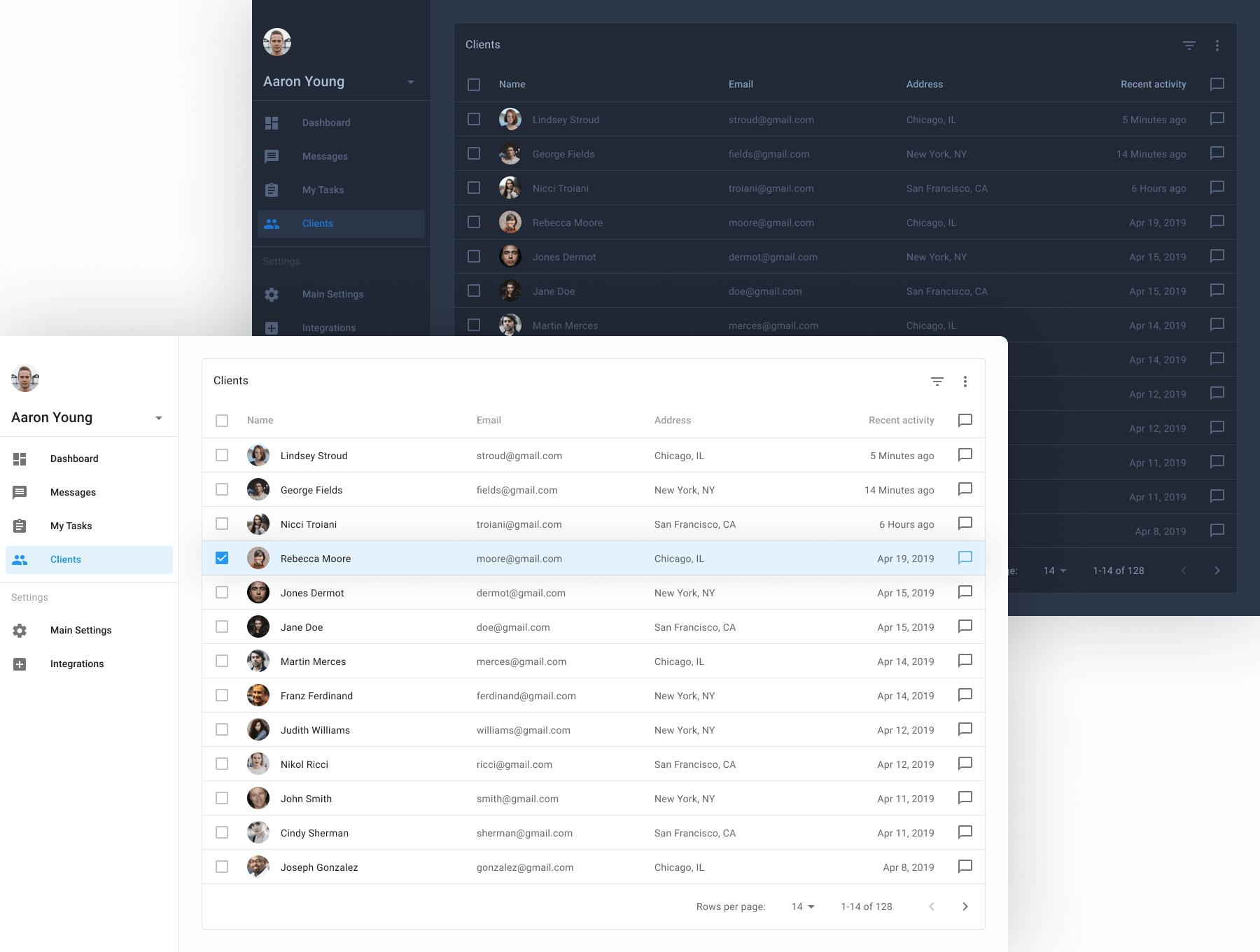 Figma Material Design Desktop UI Kit — UI Kits on UI8